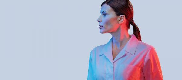 La scrittura della luce colorata Lundbeck Pharmaceuticals Italy.