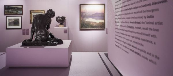 Il 900 romano in mostra:  legami da vedere, corrispondenze da toccare.