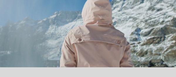 Creazione contenuti video  per le collezioni wintersports.