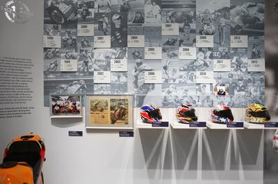 stand Pitti giugno 2013 Gas-Honda parete composizione cronologia