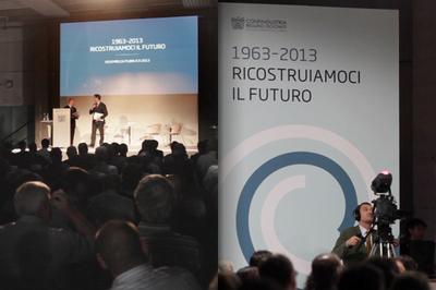 Coonfindustria Belluno Dolomiti Assemblea 2013 Allestimento