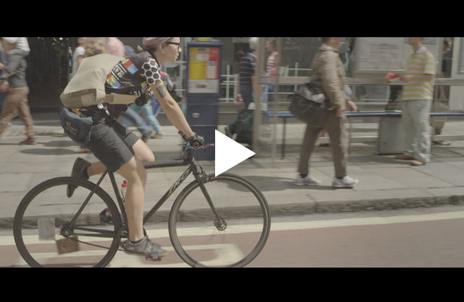 Video di brand 'Selle Royal - support cyclists'